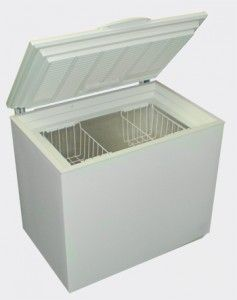 """""""Building Your First Solar-Powered Off-Grid Freezer (for Dummies)."""" Jeffery Yago, is an electrical engineer who writes for the website, Back Woods Home. In one article, he talks about how to set up"""