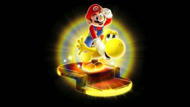 Mario Wallpaper High Resolution Super Mario Galaxy Mario Super Mario
