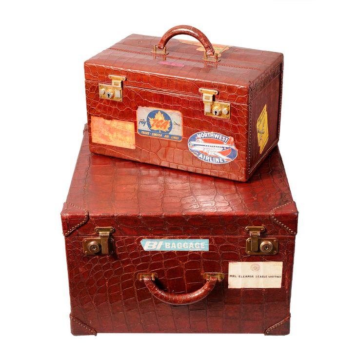 63 best Vintage Luggage Labels images on Pinterest | Vintage ...