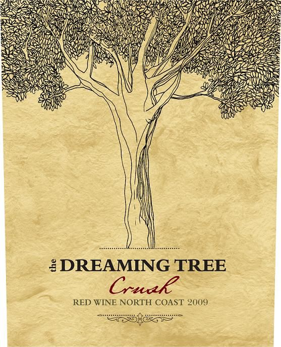 The Dreaming Tree... great label
