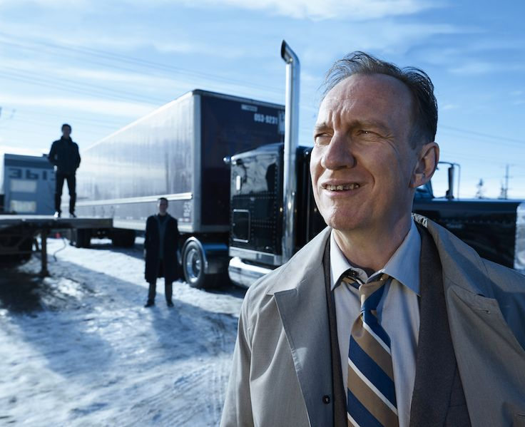 Fargo TV Show On FX Season 3 | FARGO -- Pictured: David Thewlis as V.M. Vargas. CR: Matthias Clamer ...
