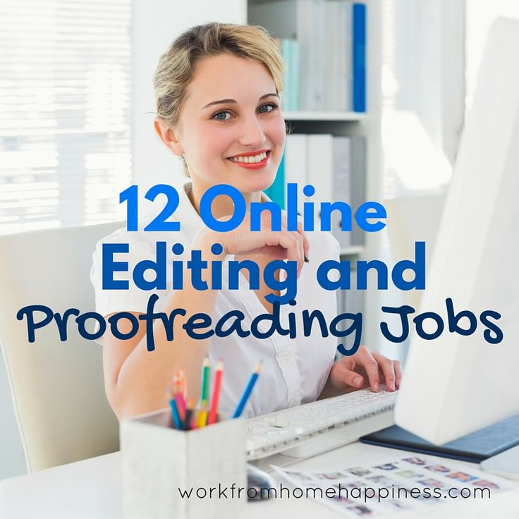 English In Italian: 16 Places To Find Remote Editing And Proofreading Jobs