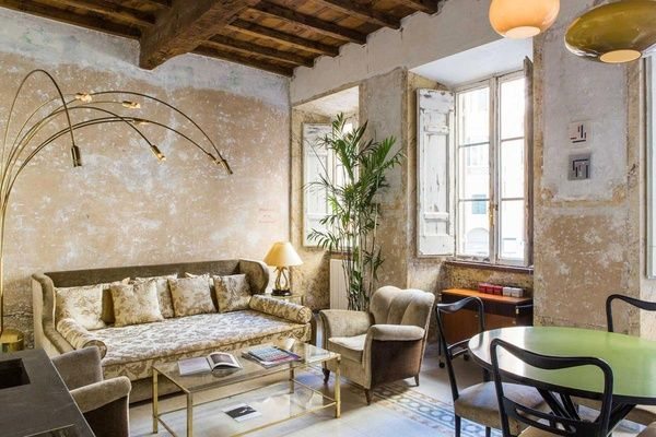 Hotels We Love: G-Rough in Rome My suite at G-Rough. Photo courtesy of G-Rough Hotel.