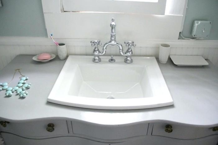 Kohler Archer Sink This By Is The Largest Drop In When