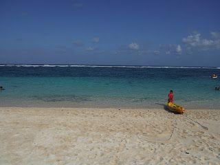 麻美のバリ日記: バリ島のビーチ ~PANTAI PANDAWA~