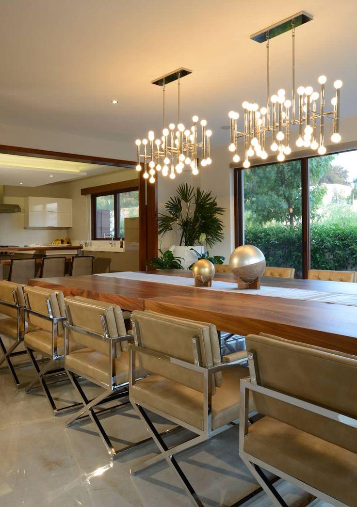 17 mejores ideas sobre mesas de jantar modernas en pinterest ...