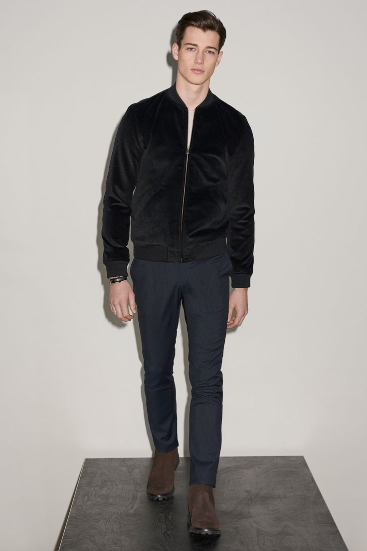 A.P.C. Fall 2015 Menswear - Collection - Gallery - Style.com
