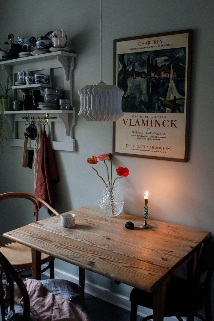 8 kleine Küchentisch-Ideen für Ihr Zuhause  – Small kitchen table – #für #Ihr… – interior designer