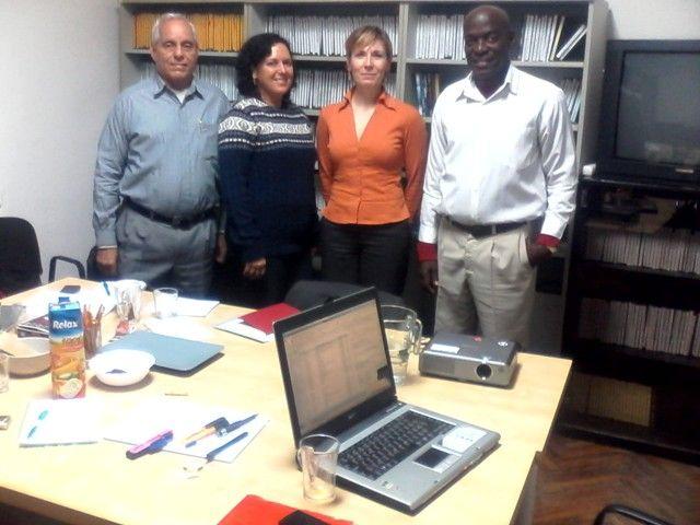 Počas svojej návštevy Slovenska sa Kubánski aktivisti stretli aj s verejnou ochrankyňou práv JUDr. Janou Dubovcovou.