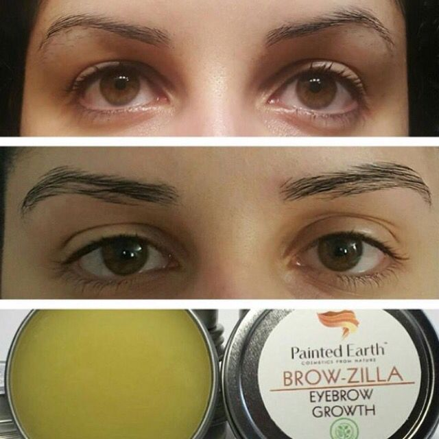 how to make eyebrows grow back naturally