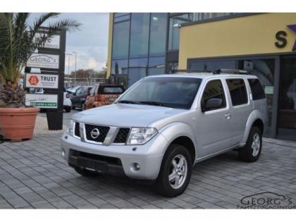 Gebrauchte Nissan Pathfinder Angebote bei AutoScout24