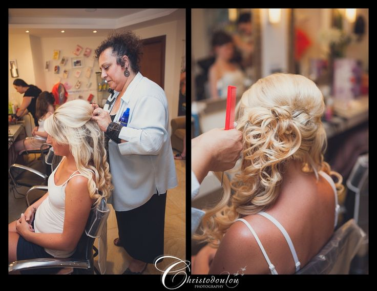 Helen and her team from Haircraft Cyprus