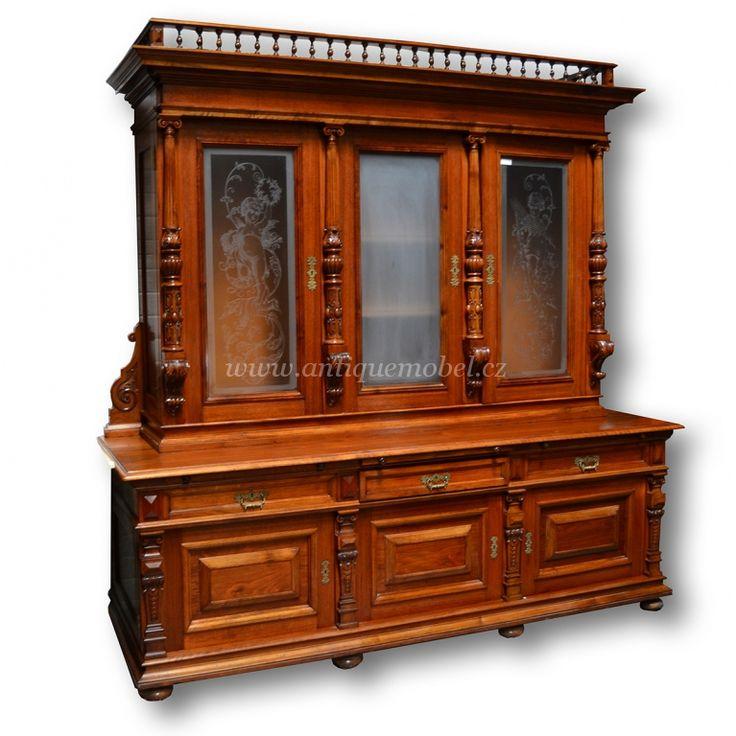 Renesance - Starožitný nábytek