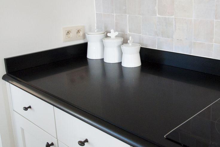 Natuursteen Keuken Werkblad : natuursteen granieten keukenaanrecht met papegaaienbek – Steenzagerij