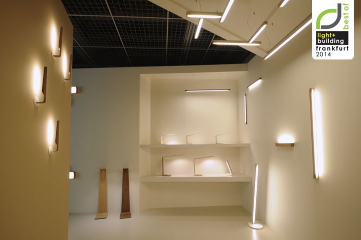 Light + Building 2014 Frankfurt – Tunto Design