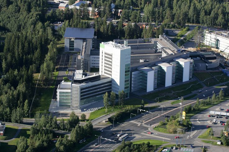 UEF - Kuopio campus, Technology Centre