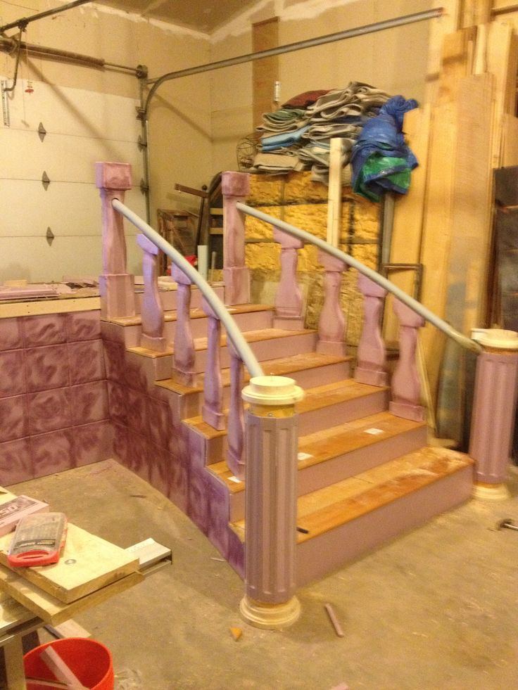 Stage Prop Construction : Best images about styrofoam made scenery on pinterest