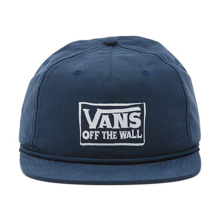 Vans Parker Unstruct Navy Blue Hat