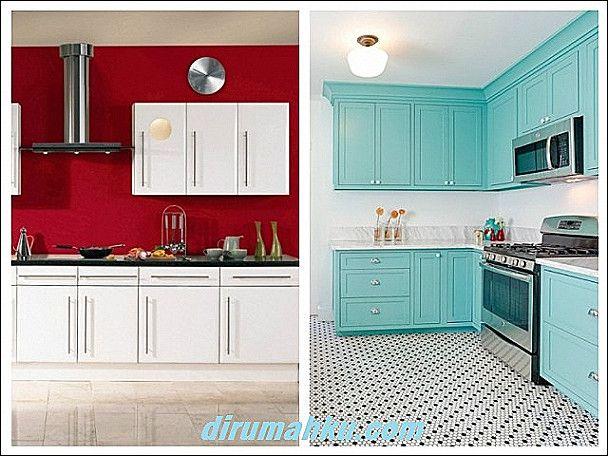 Warna Cat Untuk Dapur
