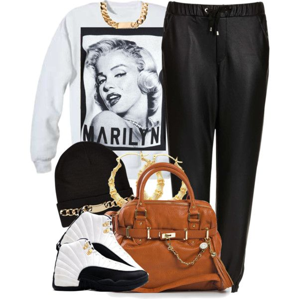 """Marilyn Monroe"" by oh-aurora on Polyvore"
