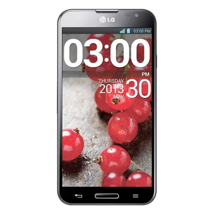 LG Optimus G Pro E988 handheld, 16 GB in black. http://www.zocko.com/z/JHlfD
