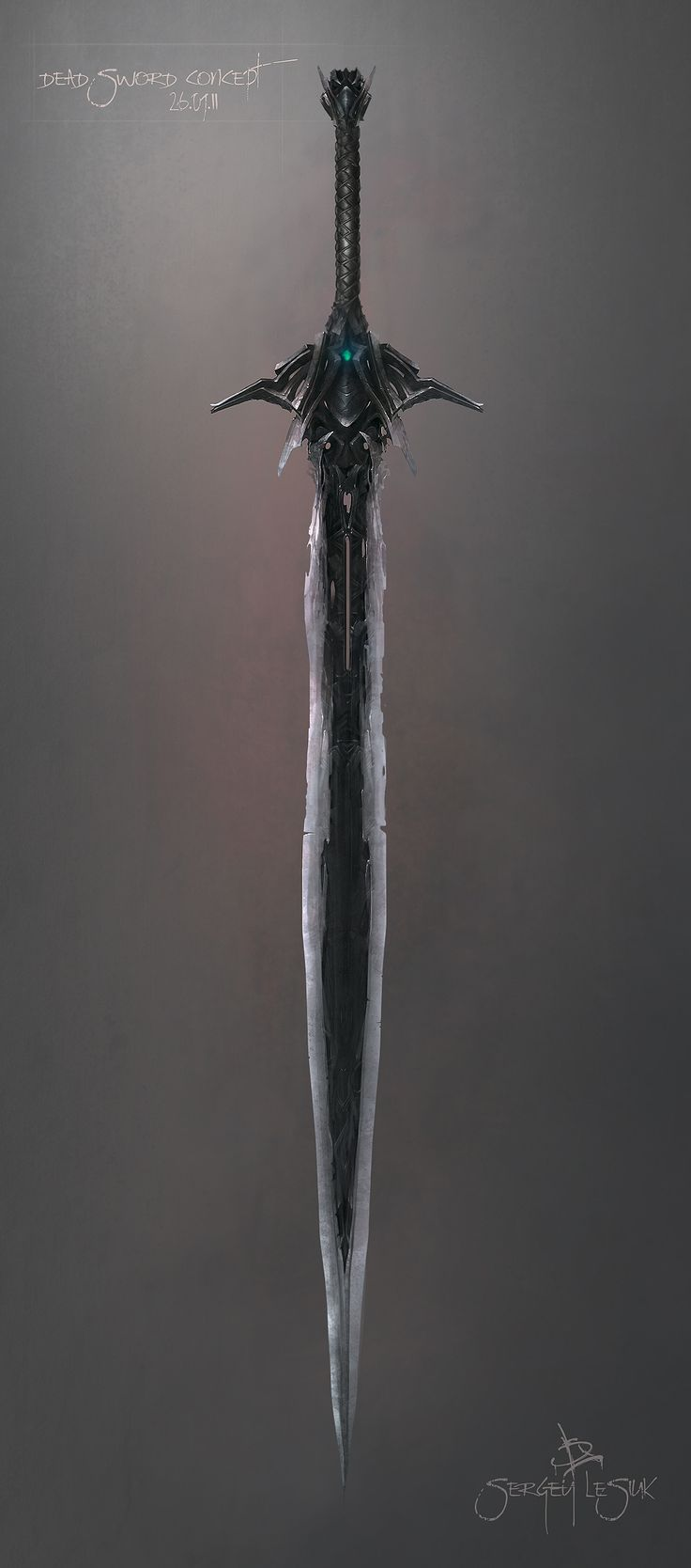 Dead Sword by ~nitro-killer on deviantART. Soul Reaver, the Sword that Pierces the Veil.