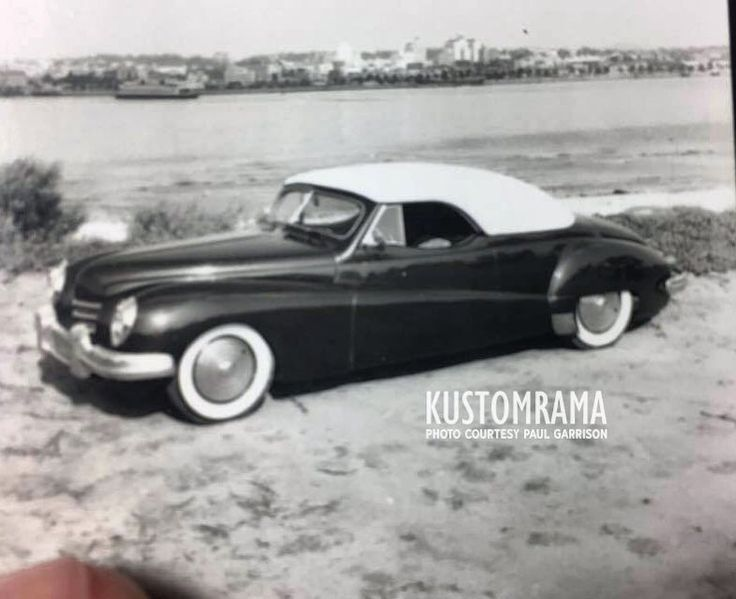 In 2011 Birger Meland of Lier Norway bought Lawrence Garrisons channeled #1940MercuryCustom from Pat Orosco in California. For a long time the history of this old custom has been full of holes and rumors. In June Birger told us that he wanted to restore the car back to how it was originally built. We applauded the initiative and agreed to help him research the history of the car. Our goal was to locate old photos of the car showing it how it appeared in the 1940s! This weekend we made a big…