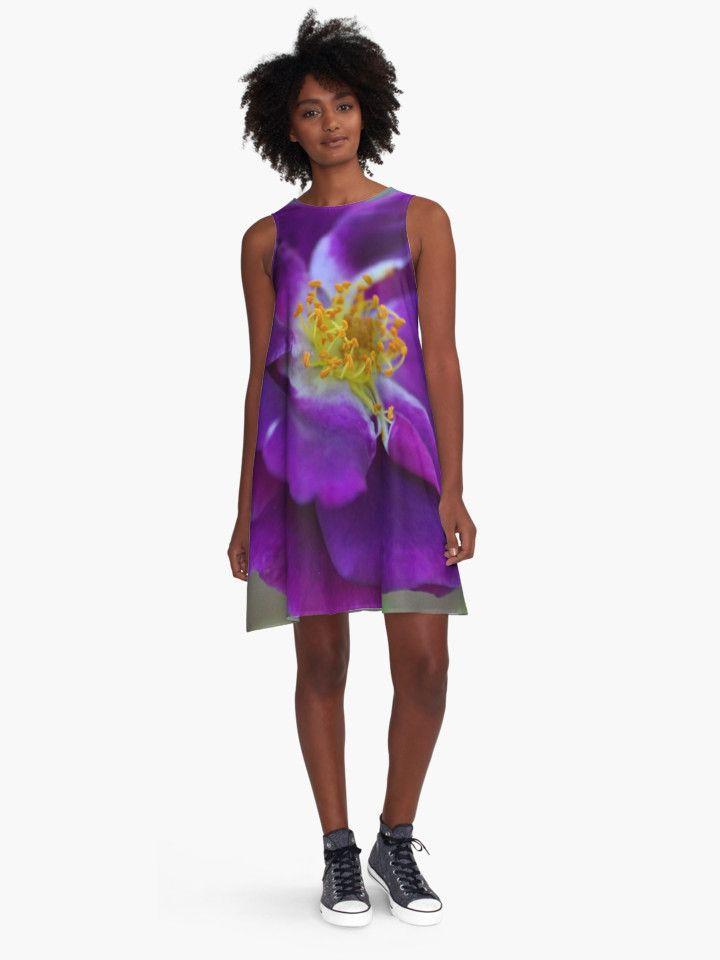 17 mejores imágenes de Bohemian style floral A-line Dresses en ...