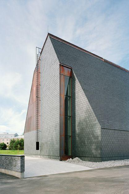 Kuokkala Church | Architects: Lassila Hirvilammi Architects Location: Jyväskyla, Finland