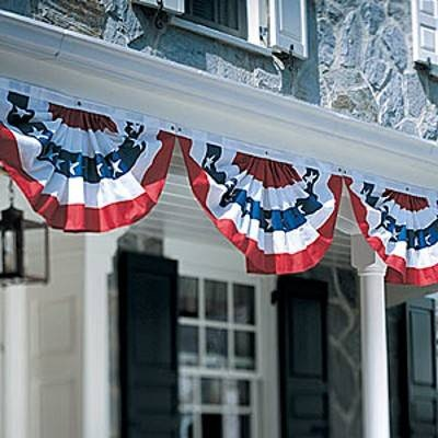 the best outdoor decorations for the 4th of july patriotic