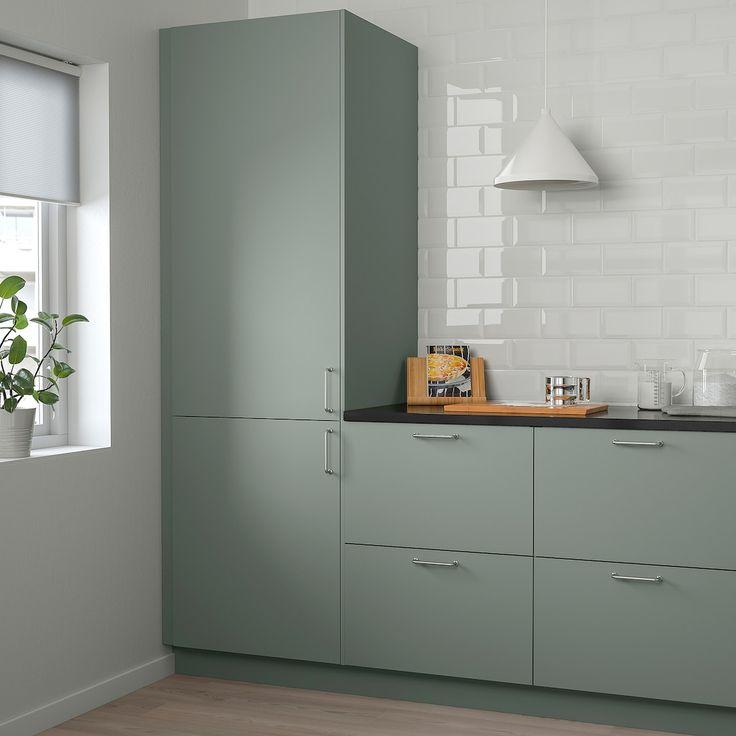 Green Kitchen Cabinets, Kitchen Cabinet Ikea