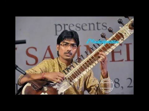 Raga Shree Drut (New Creation) Indian Classical Music By || Sourav Gangu...