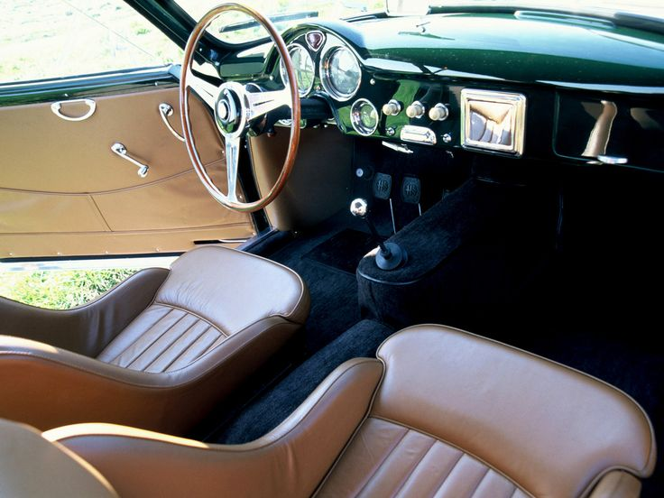 1951 Alfa Romeo 1900 Sprint This Is A Classy Vehicle