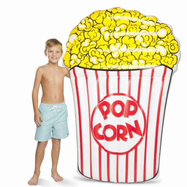 BIG MOUTH-Materassino gonfiabile XXL Pop Corn – RocketBaby.it