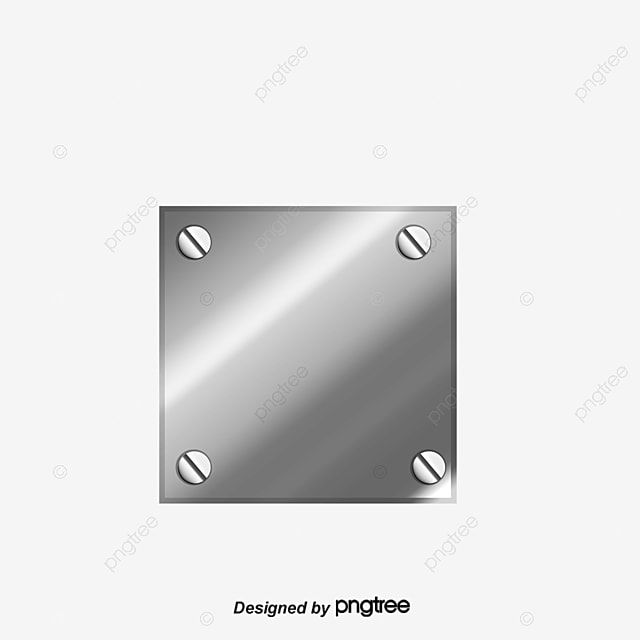 Metal Texture Plate Steel Plate Metallic Feel Silver Plate Png Transparent Clipart Image And Psd File For Free Download Metal Texture Texture Words Plate Png