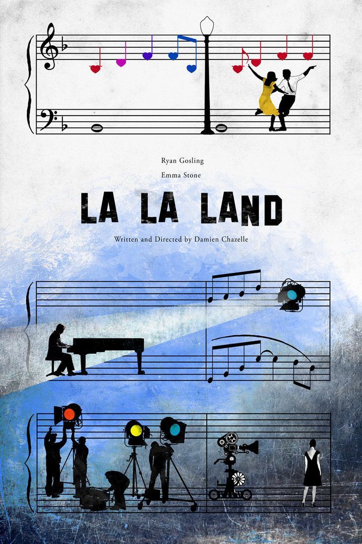La La Land by edgarascensao.deviantart.com on @DeviantArt