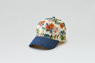 AEO Floral Baseball Hat  by  American Eagle Outfitters | Top it off. Shop the AEO Floral Baseball Hat  and check out more at AE.com.