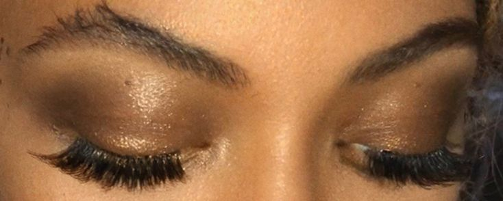 SERENA'S WEDDING Bey's makeup. I wonder if she does it herself