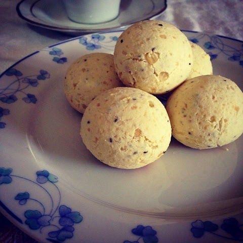 Nutrição Holística: Pão de beijo (pão de queijo funcional, sem glúten, nem lactose!