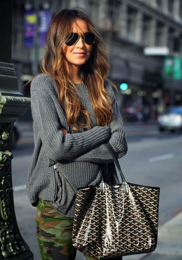 street style | pant look