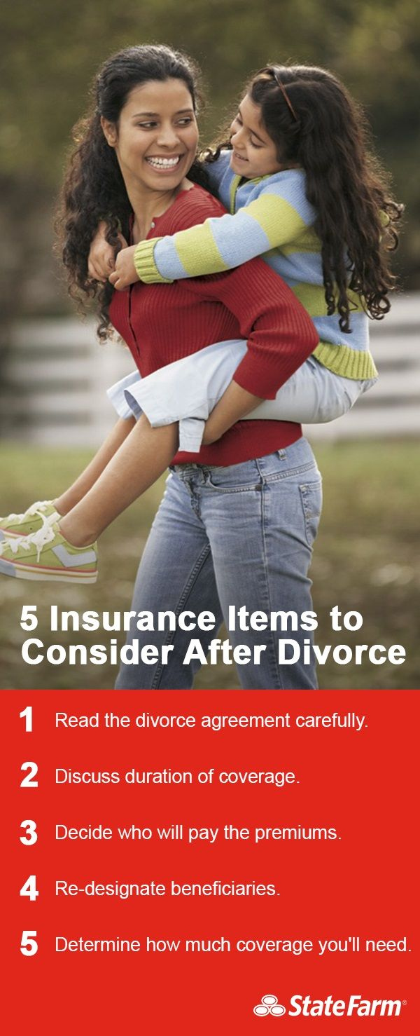 5 Tips For Managing Your Life Insurance After Divorce Divorce