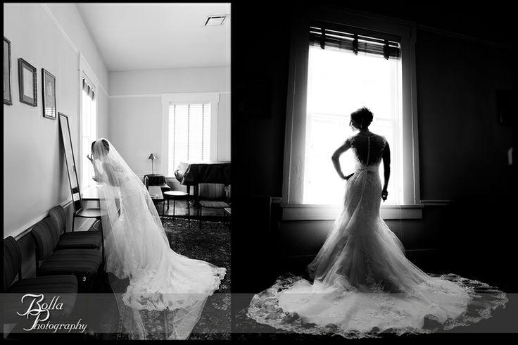 Photo Credit: Bolla Photography 2013 www.BollaPhoto.com Bolla-Photography-Saint-Louis-wedding-photographer-McKendree-Bothwell-Chapel-Lebanon-IL-ceremony-Regency-OFallon-IL-reception-bride-preparations-silhouette-window-mirror-veil