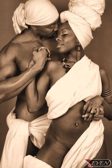 Hot african black sex