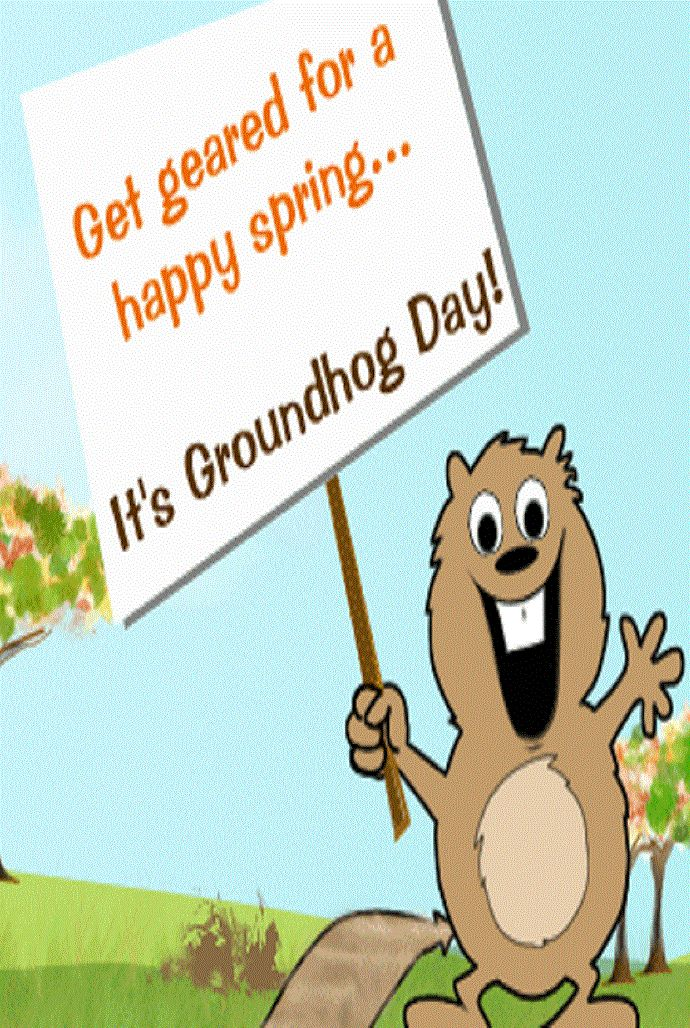 20 best groundhog day activity ideas for seniors images on pinterest send groundhog day e cards with your residents m4hsunfo