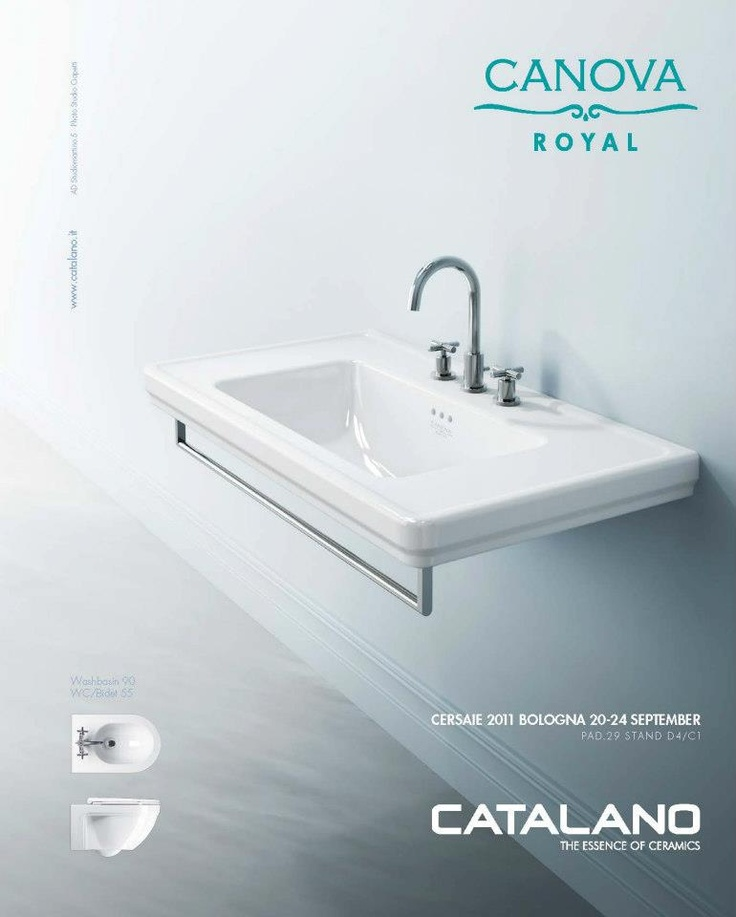 Advertising Catalano,Cersaie 2011, Elledecor
