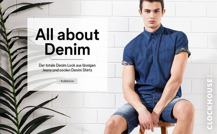 Günstige Mode in top Qualität online kaufen - C&A Online Shop