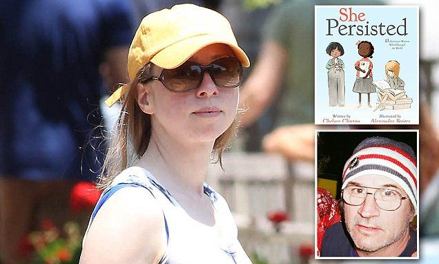 Chelsea Clinton is being sued by a writer for copyright infringement. Court documents obtained by DailyMail.com reveal Kimberley Christopher Kimberley filed a federal lawsuit in New York.