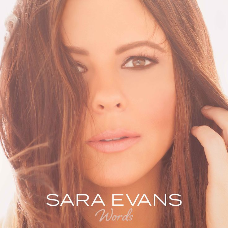 Sara Evans' New Album 'Words' is a Family Affair
