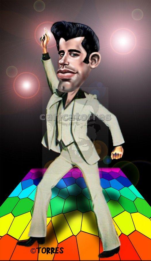 grease Caricatures | miércoles, 7 de marzo de 2012