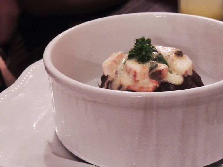 Rice with Beef and Melted Cheese at Nanny's Pavillion, Jakarta